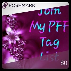 JOIN MY POSH MOSH! TAG Urself! FOLLOW LIKe! SHARE!